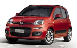 Fiat Panda Automatica