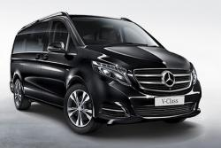 Mercedes V-Klasse 4 Matic