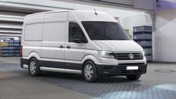 VW Crafter Long