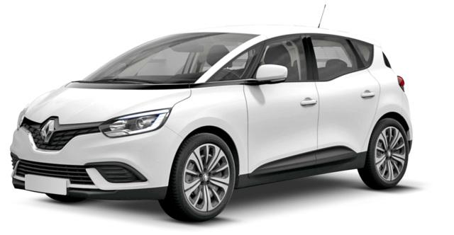 Renault Scenic Automatic