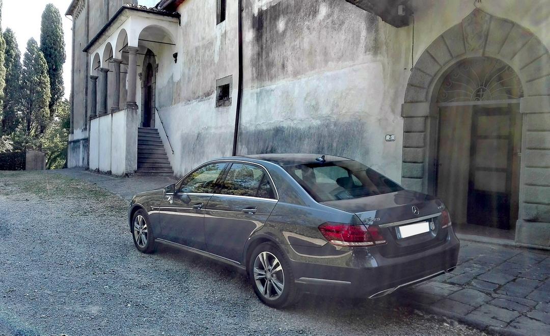 Noleggio Mercedes E